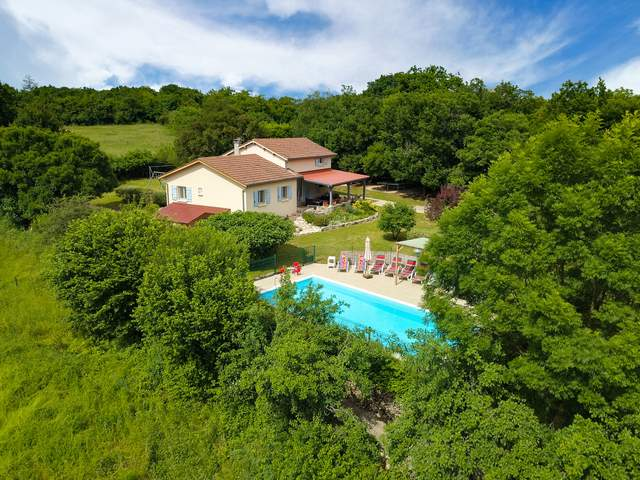 Maison de vacances - Sud de France - Lot - Mas des Cigales